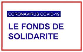 Évolution du fonds de solidarité de juin 2021 à août 2021